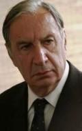 Actor Jacques Boudet, filmography.