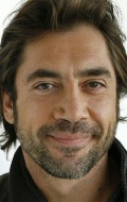 Actor, Producer Javier Bardem, filmography.