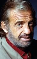Actor, Producer Jean-Paul Belmondo, filmography.