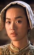 Actress Jean Wang, filmography.
