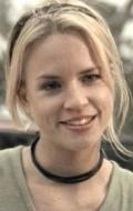 Actress Jessica Napier, filmography.