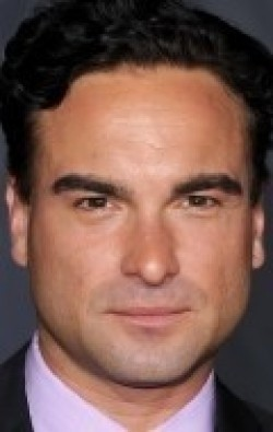 Actor, Producer Johnny Galecki, filmography.