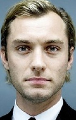 Actor, Director, Producer Jude Law, filmography.