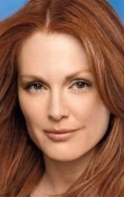 Actress, Producer Julianne Moore, filmography.