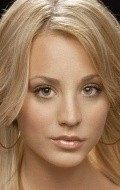 Actress, Producer Kaley Cuoco-Sweeting, filmography.