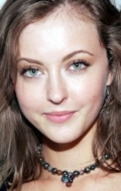 Actress Katharine Isabelle, filmography.