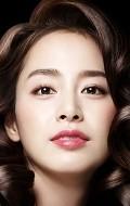 Actress Kim Tae Hee, filmography.