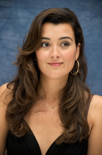 Actress Cote de Pablo, filmography.