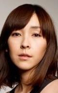 Actress Kumiko Aso, filmography.