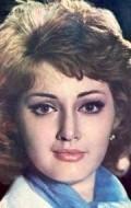 Actress Larisa Yeryomina, filmography.