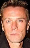 Actor, Composer, Producer Larry Mullen Jr., filmography.