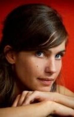 Actress Laura Verlinden, filmography.