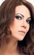 Actress Lena Bogdanovic, filmography.
