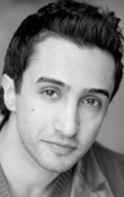 Actor Lewis Alsamari, filmography.