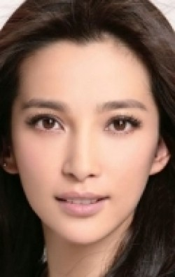 Actress Li Bingbing, filmography.