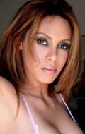 Actress Linda Batista, filmography.
