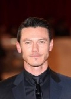 Actor Luke Evans, filmography.