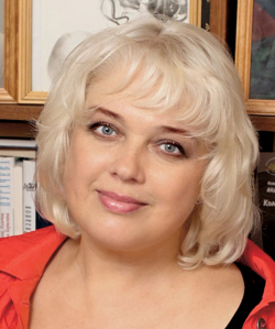 Actress, Voice Lyubov Rudenko, filmography.