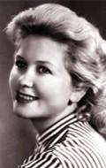 Actress Lyudmila Sosyura, filmography.
