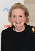 Actress Madeleine Albright, filmography.