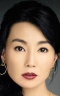 Actress Maggie Cheung, filmography.