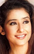 Actress, Producer Manisha Koirala, filmography.