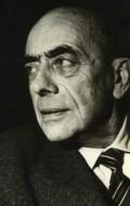 Actor Marcel Merminod, filmography.