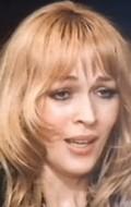 Actress Maria Baxa, filmography.