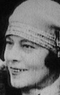 Actress Maria Forescu, filmography.