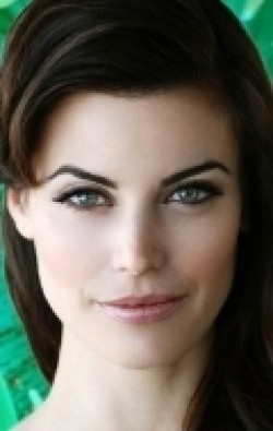 Actress Meghan Ory, filmography.