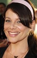 Actress Meredith Salenger, filmography.