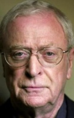 Actor, Producer Michael Caine, filmography.