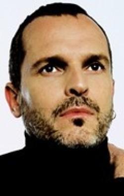 Actor, Director Miguel Bose, filmography.