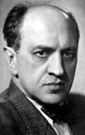 Actor Mikhail Astangov, filmography.