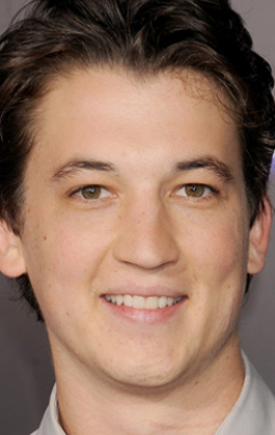 Actor Miles Teller, filmography.