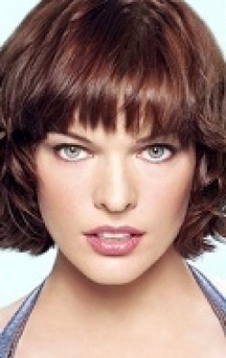 Actress, Producer, Composer Milla Jovovich, filmography.
