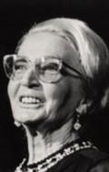 Actress Mira Sardoc, filmography.