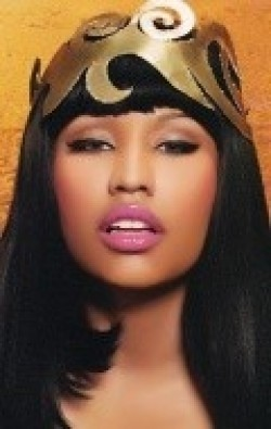 Actress, Writer, Producer, Composer Nicki Minaj, filmography.