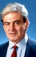 Actor, Design Nikos Apergis, filmography.
