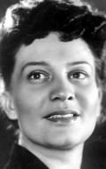 Actress Nina Alisova, filmography.