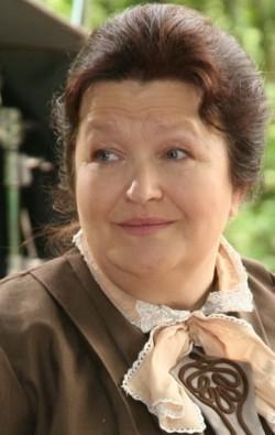 Actress Nina Kastorf, filmography.