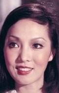 Actress Ni Tien, filmography.