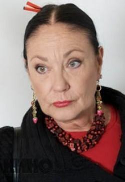 Actress Olga Mateshko, filmography.