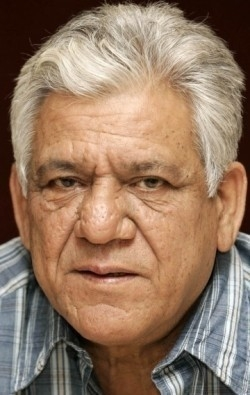 Actor Om Puri, filmography.