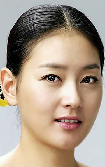 Actress Park Jin Hee, filmography.