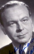 Actor Paul Hartmann, filmography.