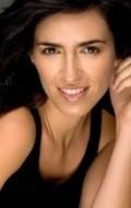 Actress Paz Bascunan, filmography.