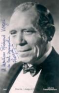 Actor Pierre Larquey, filmography.
