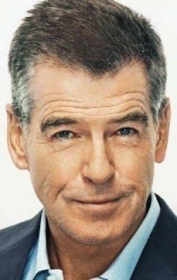 Actor, Producer Pierce Brosnan, filmography.