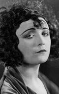 Actress Pola Negri, filmography.